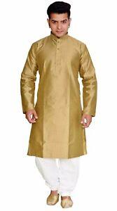 Caricamento dell immagine in corso Uomo-Indiano -Kurta-shalwar-Kameez-Pigiama-Bollywood-moda- 76ce709e42c