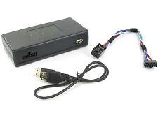 Citroen USB adapter interface C2 C3 C4 C5 C8 CTACTUSB002 RD4 VDO Blaupunkt MP3