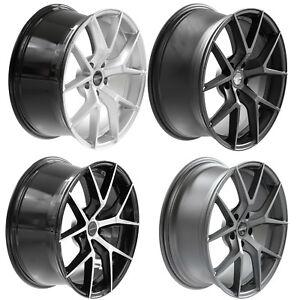 4-Alufelgen-Seitronic-RP5-8x18-5x112-ET45-Wheels-VW-AUDI-SEAT-SKODA-MERCEDES