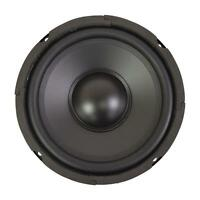 Mcm Custom Audio 55-5740 6.5 Poly Cone Woofer With Rubber Surround 8 Ohms 60w