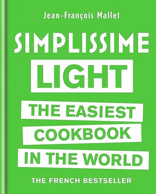 SIMPLISSIME LIGHT The easiest cookbook in the world, FRENCH BESTSELLER - NEW