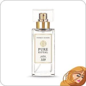 Fm World Fm 359 Parfum Femme Pure Royal 50 Ml By Federico