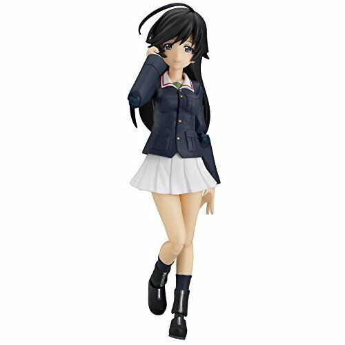 nuovo Max Factory Girls Und Panzer  Hana Isuzu Figma cifra Japan Import