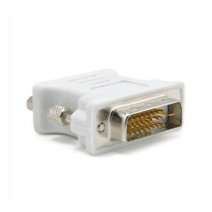 DVI-to-VGA-SVGA-Converter-Adapter-DVI-D-Dual-Link-24-1-pin-Male-to-15-Female-New