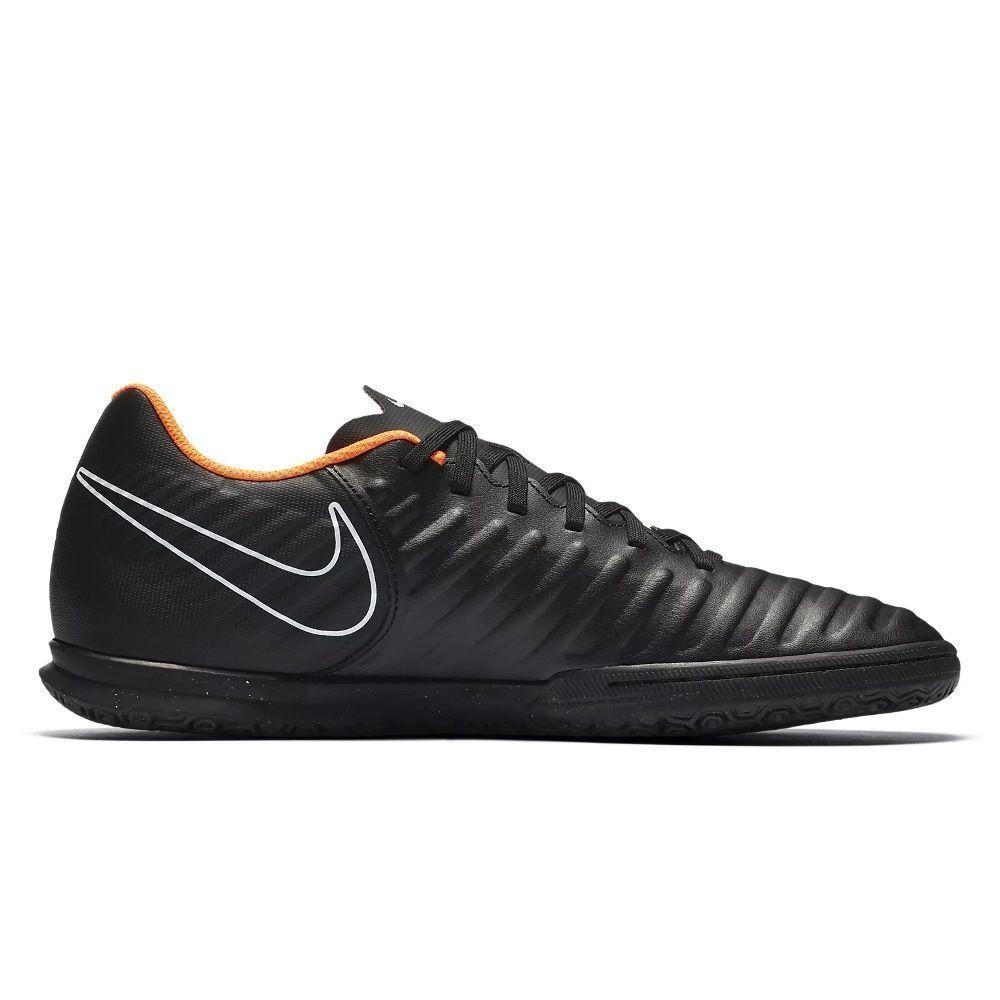 Nike TiempoX Legend VII Club IC Indoor Soccer Black AH7245-080 Mens Size 13