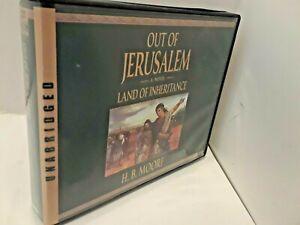 Land-of-Inheritance-Out-of-Jerusalem-H-B-Moore-Unabridged-7-CD-039-s
