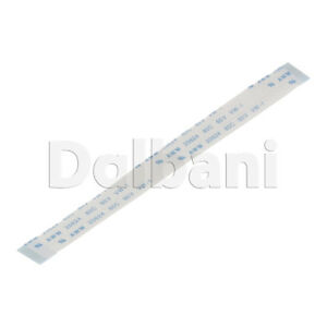 White-Flex-Cable-FFC-Flat-Flexible-Ribbon-0-5-Pitch-18-Pin-115-mm-Type-A
