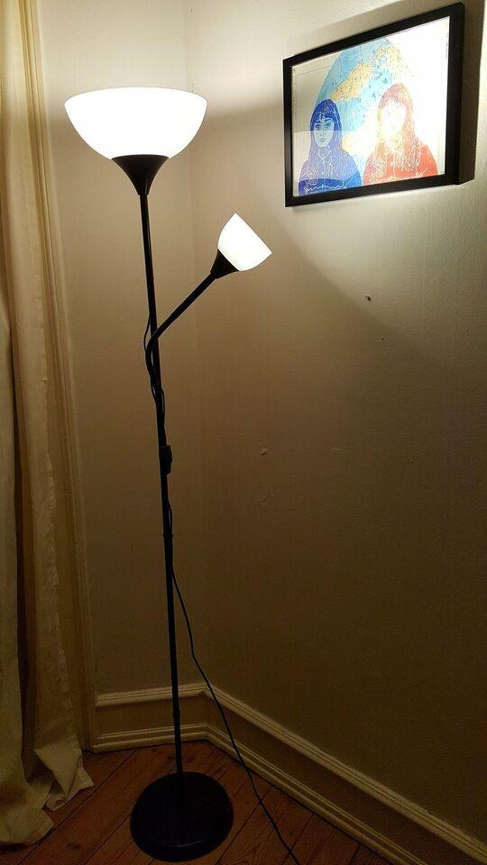 Standerlampe, IKEA