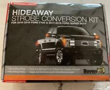 Buyers 8890501 Hideaway Strobe Conversion Kit For Ford Aluminum Cab Trucks F 1