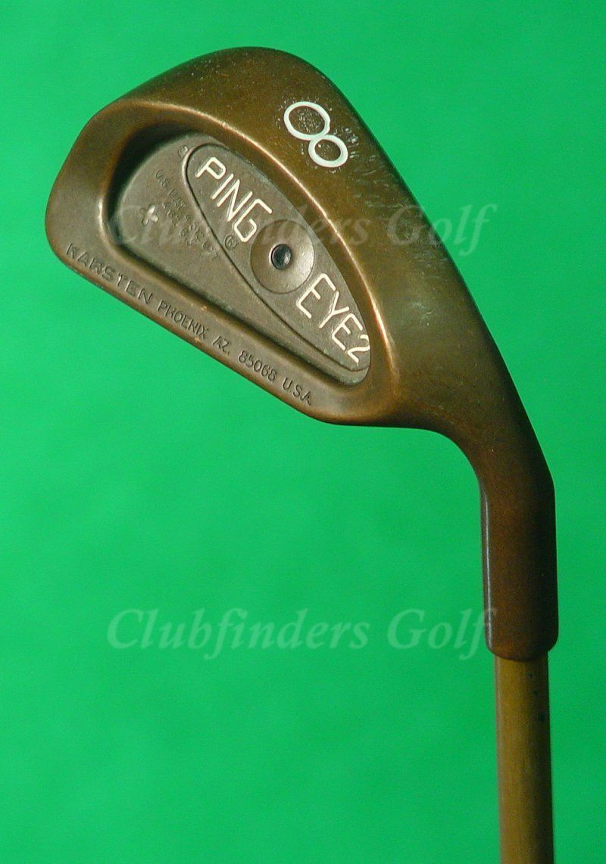 Ping Eye 2 Plus Becu cobre Punto  Negro Hierro Aldila Grafito firme única de 8  Con 100% de calidad y servicio de% 100.