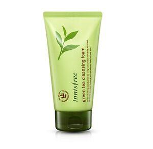 Innisfree-Green-Tea-Pure-Cleansing-Foam-150ml-USA-SELLER