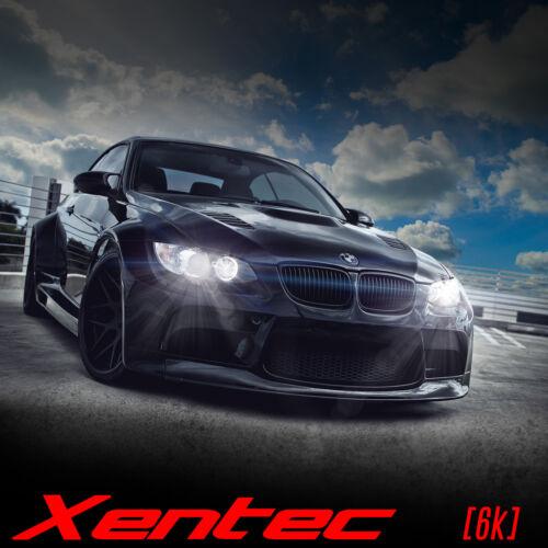 XENTEC LED HID 6K Foglight Conversion kit 5202 12086 H16 Chrysler 200 2011-2012