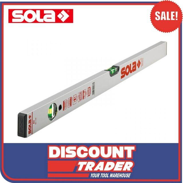 SOLA AV Spirit Level 600mm 60cm 0.6m - AV060