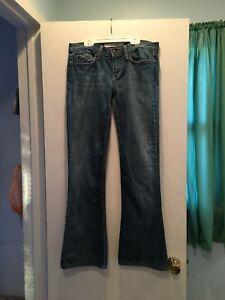 Joes Pantalones Vaqueros Para Mujer Corte De Botas Tamano 28 X 31 Usado Raramente Usado En Excelente Condicion Ebay
