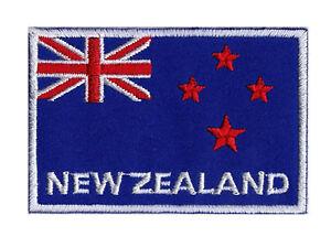 Patch-ecusson-patche-drapeau-NOUVELLE-ZELANDE-70-x-45-mm