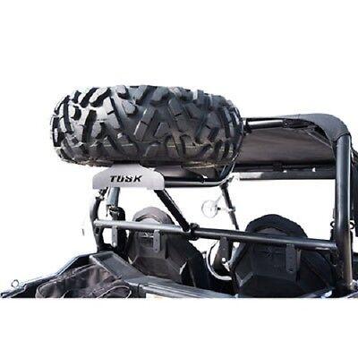Tusk Rear Bumper Cargo Rack POLARIS RZR S 900 2015-2019 tire carrier mount 900s