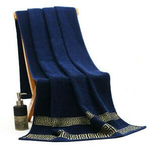 Luxury-100-Cotton-Bath-Towel-Brand-Serviette-Adulte-Embroidery-Large-Towels