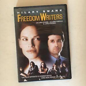 FREEDOM-WRITERS-RARO-DVD-vendita-ITALIA-HILARY-SWANK-PATRICK-DEMPSEY