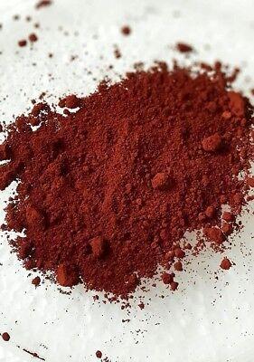 Business & Industrie Baugewerbe Angemessen Trockenfarbe Farbpigmente Pulverfarbe Farbpigmente Rot Trockenfarbe Eisenoxid