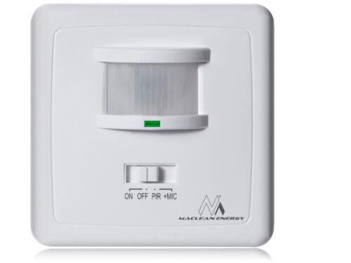 Le détecteur de mouvement et du son PIR détecteur sonore économies d/'énergie