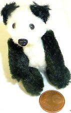 Schuco Ours Panda avec Boutons Panda Années 50/Années 60 années Antique # å