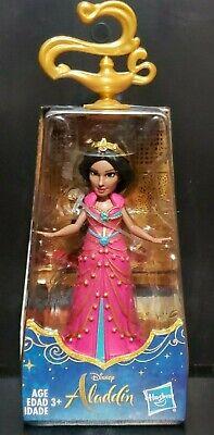 Disney Aladdin 2019 Movie Hasbro Princess Jasmine Pink Dress Figure NEW