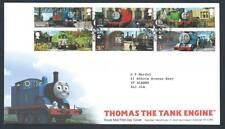 29202) UK - GREAT BRITAIN 2011 FDC Thomas the tank engine