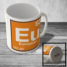 MUG_ELEM_088 (63) Europium - Eu - Science Mug