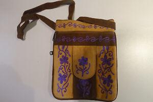site professionnel grande remise pour toute la famille Détails sur mini sac besace en peau à bandoulière pour femme