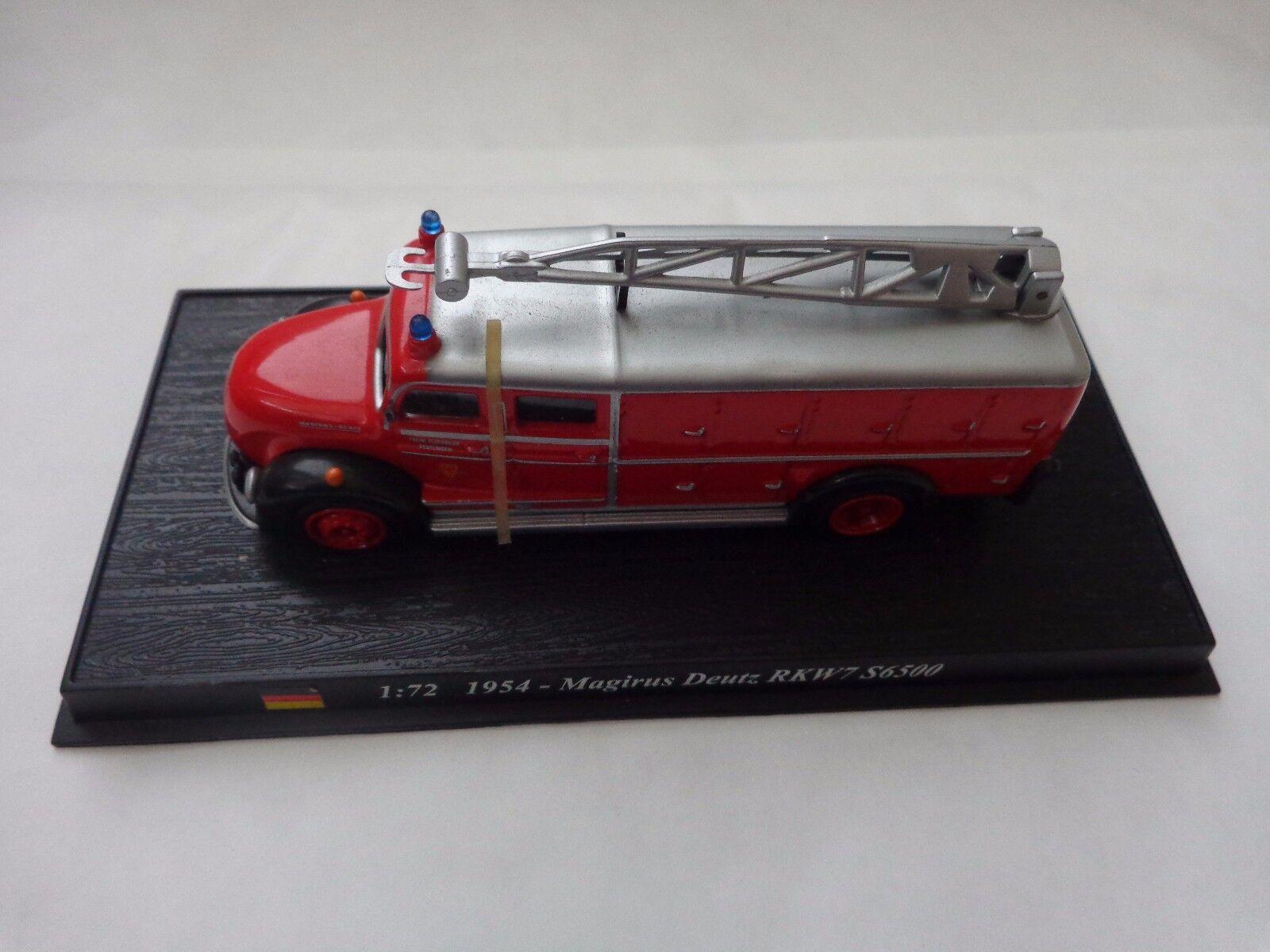 172 Del Prado Engines Fire Engines Prado Of The World 1954