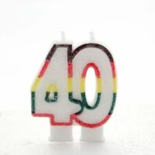 Item 1 Birthday Candle Age Number Milestone Glitter 13 16 18 21 30 40 50 60 70 80