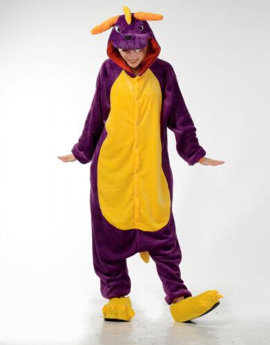 Unisex Adult Pajamas Unicorn Kigurumi Cosplay Costume Animal Sleepwear Ones-ize