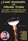 The Lost Journals of Nikola Tesla by Nikola Tesla (Paperback, 2000)