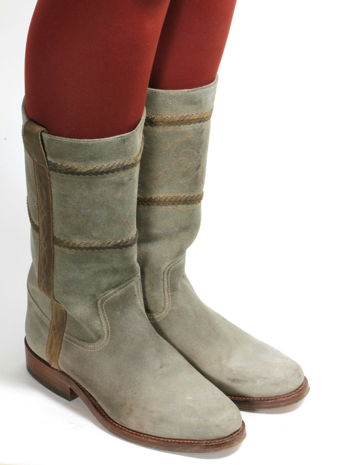 Westernstiefel Cowboystiefel Catalan Style Line Dance Texas Boots Sancho 38