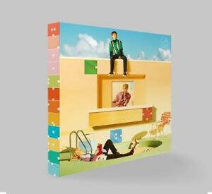 EXO-CBX-BLOOMING-DAYS-Days-Ver-CD-Booklet-Sticker-PhotoCard-Gift-K-POP