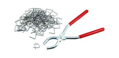 Hog Ring Pliers and 100-Piece Ring Set Free Shipping