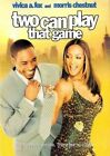Two Can Play That Game 0014381690323 With Anthony Anderson DVD Region 1