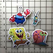 Spongebob Squarepants Vinyl Decal Sticker Set