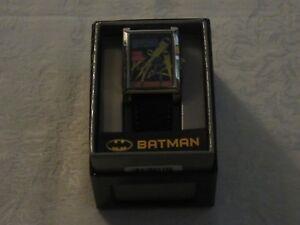 Accutime-Corp-DC-Detective-Comics-Batman-Robin-Gamestop-Exclusive-Watch
