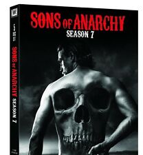 Sons of Anarchy - Komplette Season 7 [DVD] NEU Staffel Sieben Motorrad Final