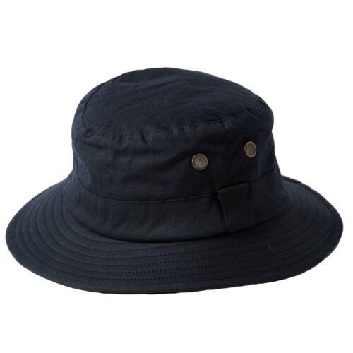 Failsworth CERA Pescatore Cappello Nero O Blu Scuro