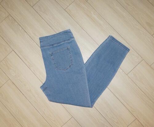 River caviglia skinny Lori blu in Womens Pantaloni Goldstein New 16 Logo con denim 46P0xq