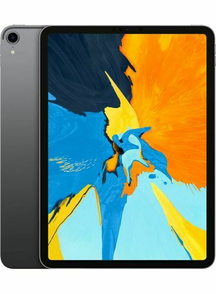 Apple iPad Pro (11 Zoll, Wi-Fi, 64GB) Space Grau NEUWERTIG