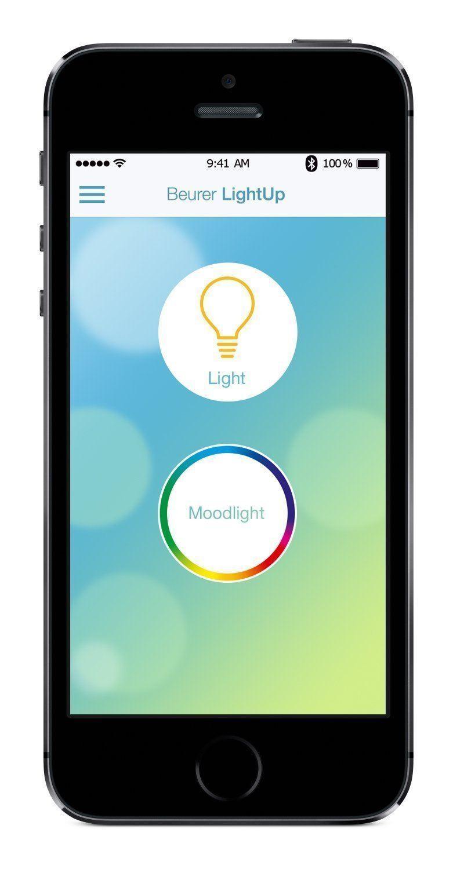 Beurer TL100 1 en 2-Brightlight 2-Brightlight 2-Brightlight et moodlight Daylight Lampe Avec Bluetooth 719a03