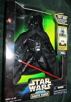 "Star Wars Action Collection 12"" Electronic Darth Vader Figure Doll by Kenner - 076281277295 Toys"
