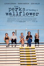"""021 The Perks of Being a Wallflower - American Film Emma Watson 14""""x21"""" Poster"""
