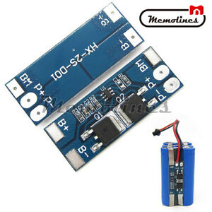 2S-8A-7-4V-w-Balance-18650-Li-ion-Lithium-Battery-BMS-Charger-Protection-Board