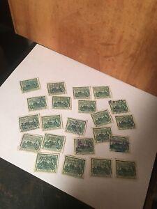 22-British-Guiana-2-cent-Stamps