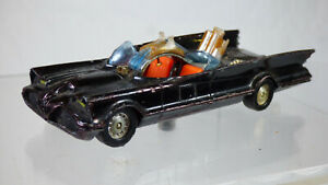 Corgi Toys 267 Vintage 1960s Batmobile Batman Car Comics Collectable Toy Car