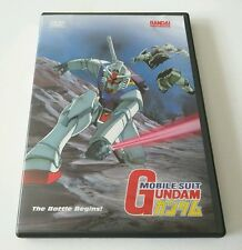 Mobile Suit Gundam Vol. 1: The Battle Begins (DVD, 2001) WHAT WOULD YOU DO...